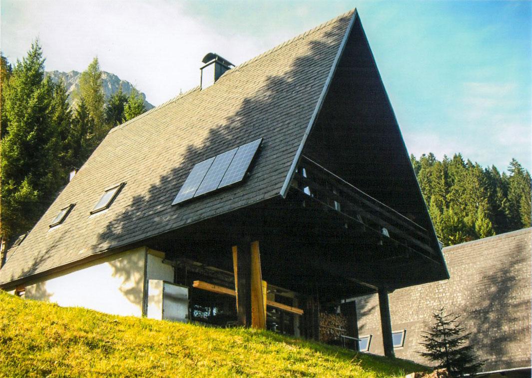 Almhütte Ardning Steiermark