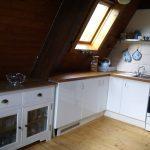 küche auf der Hütte